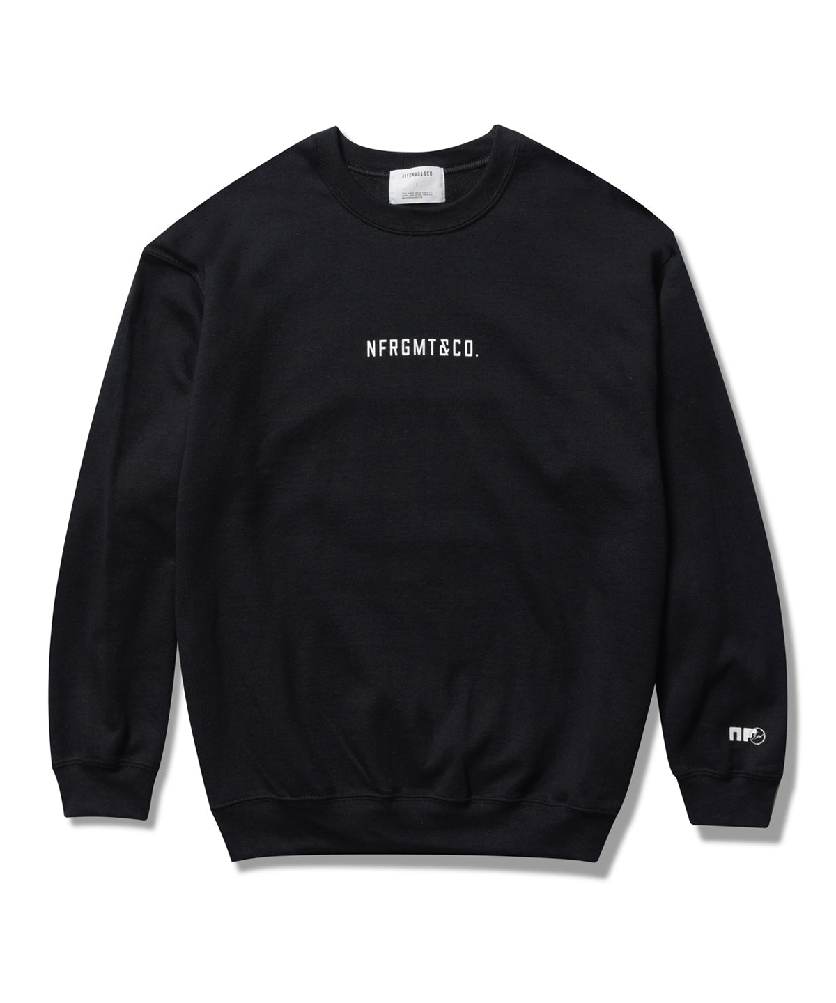 NFRGMT&CO. CREWNECK SWEAT