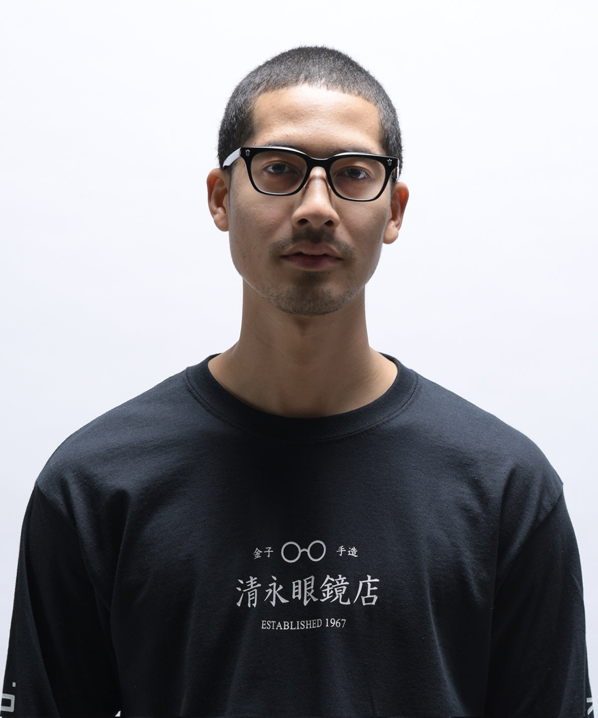 清永眼鏡店 泰八郎謹製 LIGHT WEIGHT GLASSES