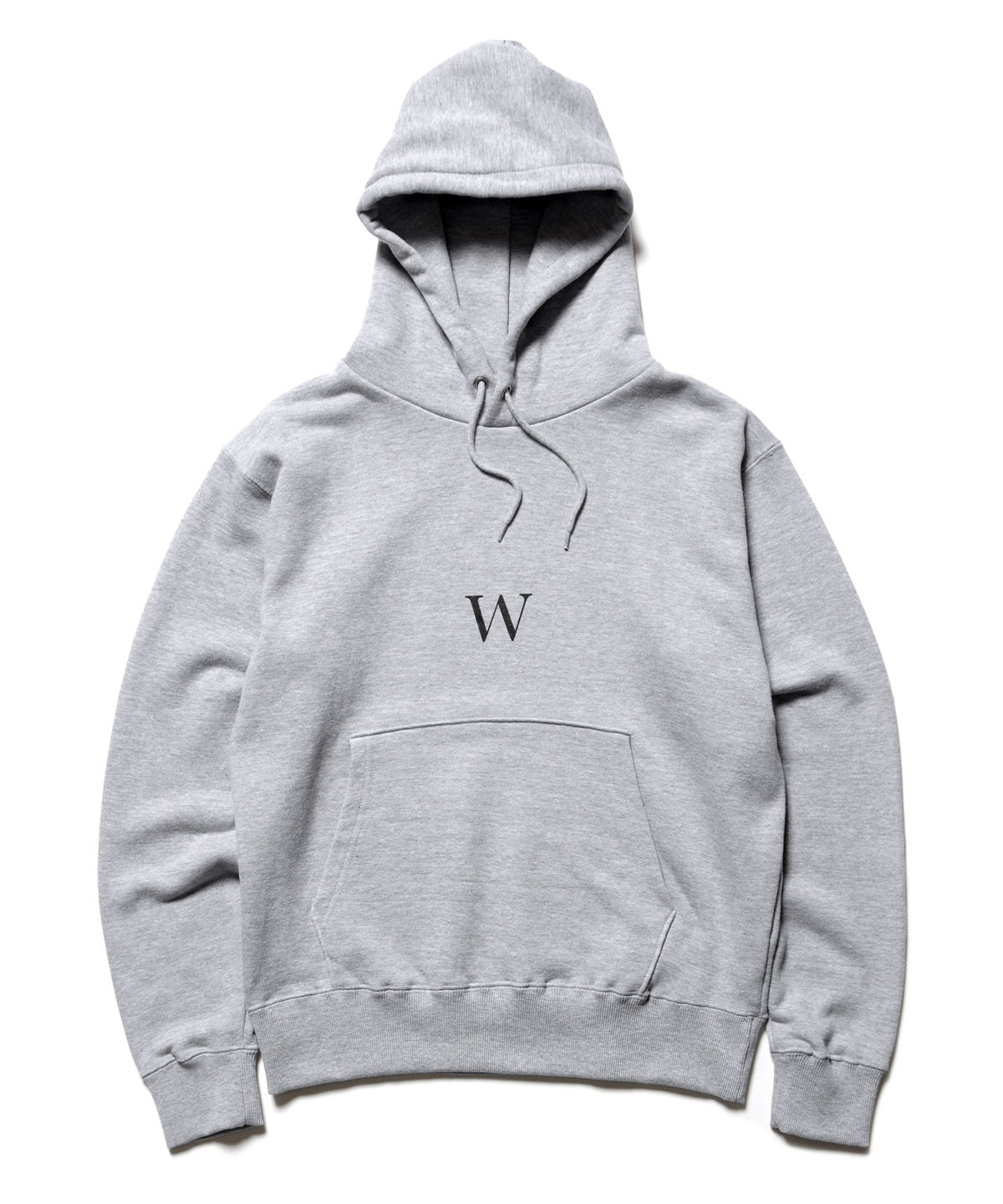 W POWER TO THE PEOPLE PULLOVER SWEAT PARKA