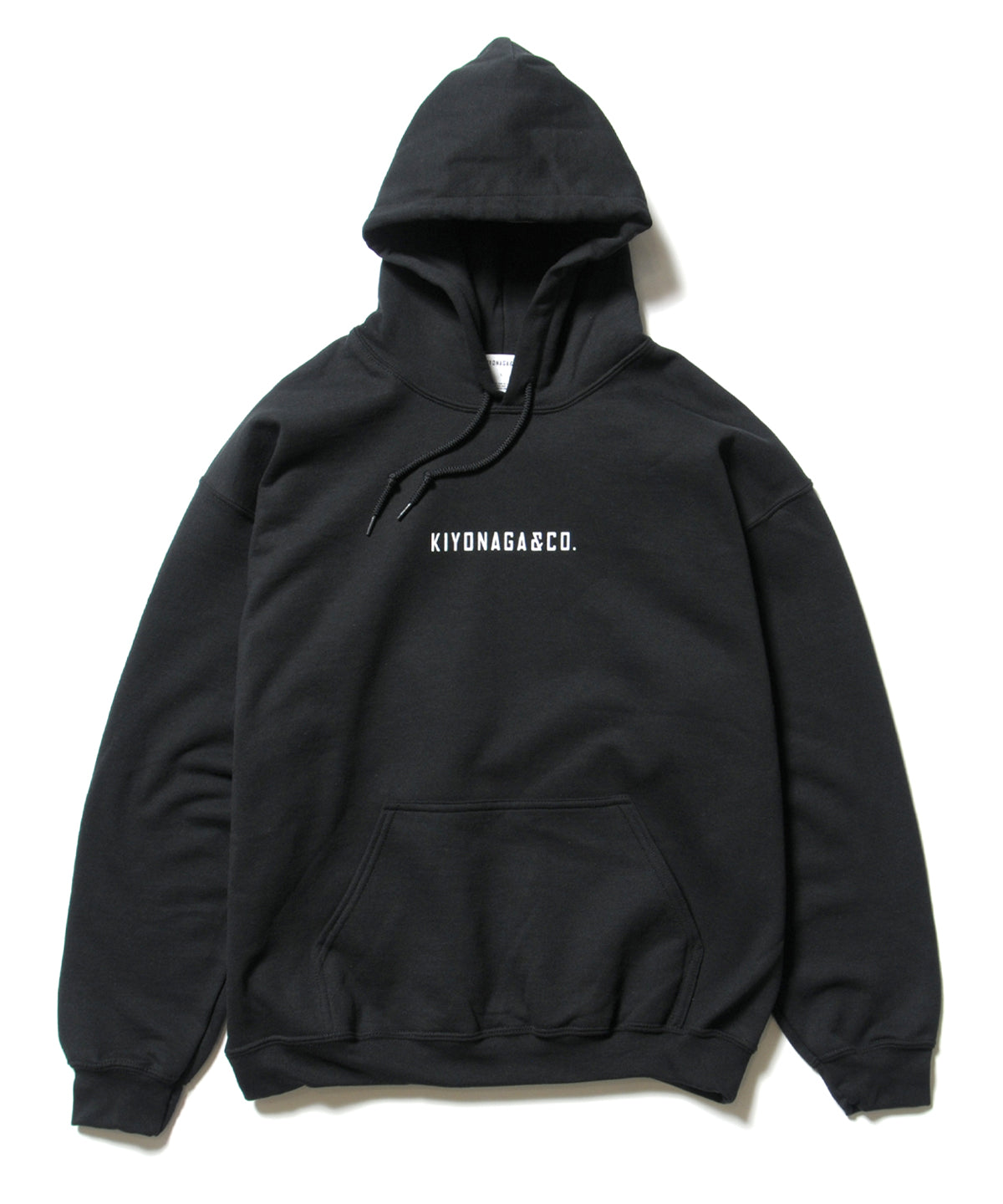 AUTHENTIC LOGO PULLOVER SWEAT HOODIE