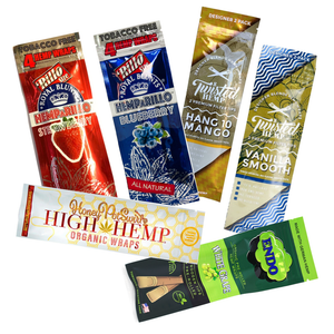 Hemp Wraps Variety Bundle