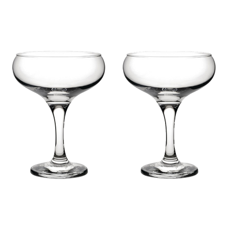 Cocktail Glasses (x2)