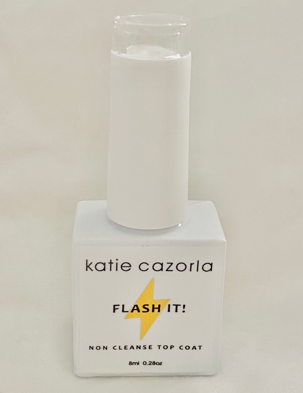 Flash It! Non Cleanse Top Coat