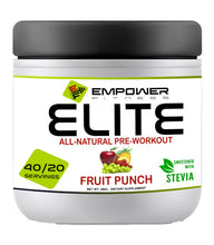 Load image into Gallery viewer, Elite Natural Pre-Workout