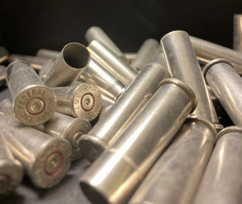 357 MAGNUM NICKEL PLATED