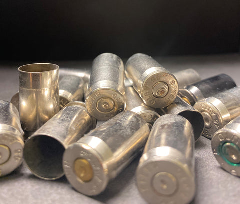 45 ACP NICKEL PLATED