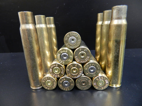 8MM MAUSER (8x57 & 8x57JS) (25 ct)