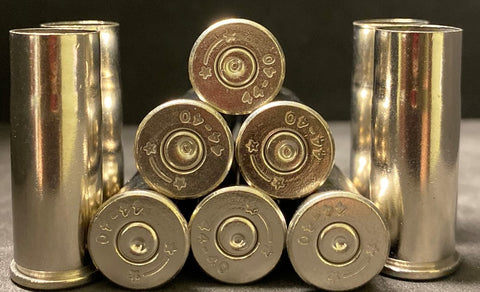 44-40 Win Nickel Plated (25 count)