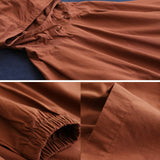 Large size loose long-sleeved hooded jacket solid color casual sweater