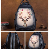 Medium backpack-YILUYOUNI