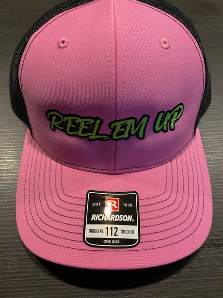 REEL EM UP Hats