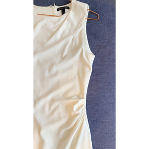 Ivory formal dress by Mango Collection