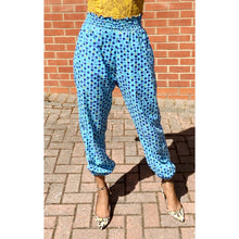 Load image into Gallery viewer, Afrochic Ankara joggers by yours truly