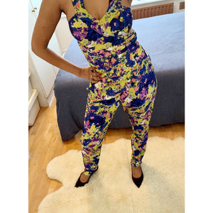 Romantic floral jumpsuit from asos