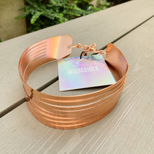 Load image into Gallery viewer, Rose gold choker by Missguided