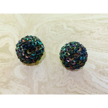 Load image into Gallery viewer, Holographic Sequin clip-on earrings
