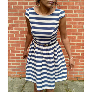 Structured Nautical Dress