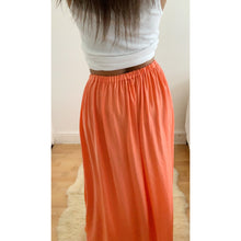 Load image into Gallery viewer, Regal Limited edition coral Zara maxi skirt