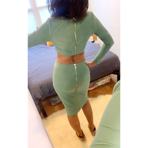 Mint co-ord House of CB London