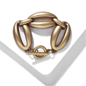 Dvacaman ZA Newest Gold Limited Edition Square Chain Bracelet for Women Fashion Jewelry Friendship Party Charm Bracelets Bangle