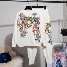 Load image into Gallery viewer, Cherub embellished sequin coord set