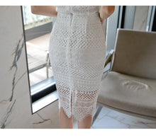 Load image into Gallery viewer, Lace coord 2-piece set