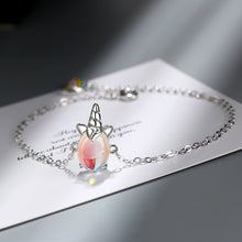 Load image into Gallery viewer, Cute Unicorn Bracelet for Girls and ladies Romantic vibes.