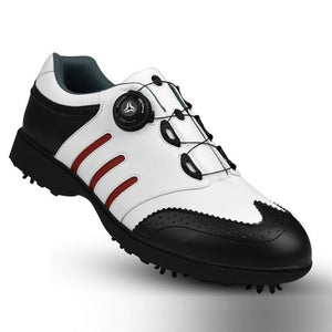 High Quality Men Golf Shoes Men Breathable Waterproof Training Shoes Professional Spikes Non-slip Athletic Sneakers