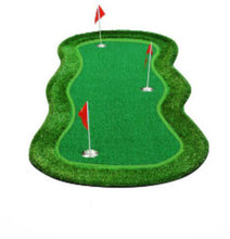 Load image into Gallery viewer, Top quality 1m*3m Golf green golf putter Golf Training Aids golf exercise blanket