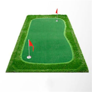 Top quality 1m*3m Golf green golf putter Golf Training Aids golf exercise blanket