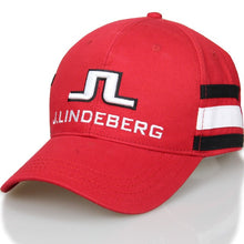 Load image into Gallery viewer, New JL Golf Caps Adjustable Hats Outdoor Sport Men Women Windproof Travel Cotton Cap 5 Colors Free Shipping
