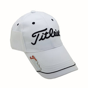 New JL Golf Caps Adjustable Hats Outdoor Sport Men Women Windproof Travel Cotton Cap 5 Colors Free Shipping