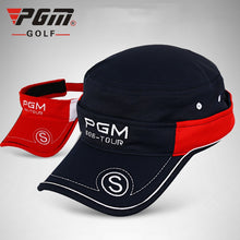 Load image into Gallery viewer, PGM Unisex Outdoor Cotton Golf Player Hat Men Sports Sun Hat Colorful Golf Cap Breathable Quick Dry Sport Cap Adjustable