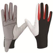 Load image into Gallery viewer, Microfiber fabric Comfortable Skidproof Riding Gloves Breathable Golf Gloves