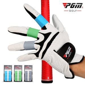 Pgm New! Professional Golf Gloves Men's Women's Outdoor Sports Fingers Natural Silicone Genuine Highballs Fingers Finger Sleeve