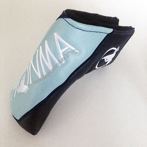 New Golf headcover high quality HONMA Golf Putter head cover 3 color Unisex clubs head Cover wholesale Golf Accessories
