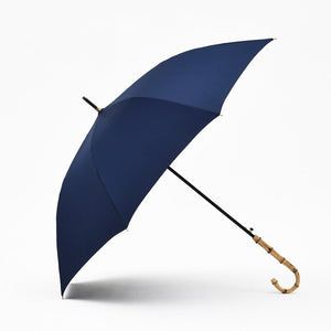 Tiohoh Umbrella Rain Women Plaid Style Bamboo Long Umbrella Windproof Folding Umbrella Colors Brand Golf Umbrellas 8K Paraguas