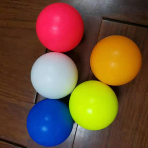 100pieces/lot  top quality Many colors new style Park golf ball Playground golf ball free shipping