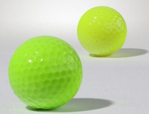 Top quality Colorful Golf Balls Golf exercise balls special for Golf practice field