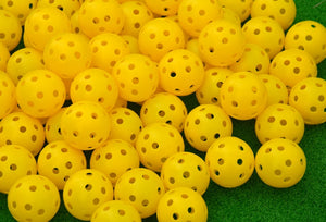 Wholesale hollow golf ball Indoor Golf Balls Golf practice soft balls