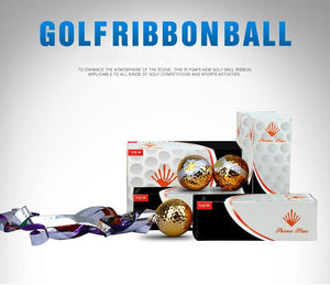 3pcs/lot PGM Golf Ball Golf Supplies for Opening Ceremony q016
