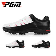 Load image into Gallery viewer, PGM Golf Shoes Men's Sports Shoes Breathable Anti Slip Waterproof Mens Golf Sneakers Light Weight Sports Shoes