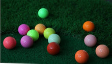 Load image into Gallery viewer, Top quality Colorful Golf Balls Golf exercise balls special for Golf practice field