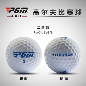 20PCS Golf Ball three piece ball two piece ball Regular game golf practice