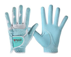 New PGM golf gloves Microfiber cloth slip female models hands gloves wholesale manufacturers