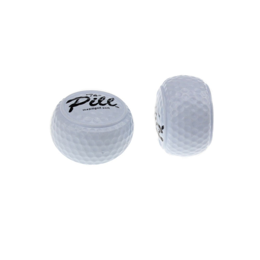 CRESTGOLF 50pcs Per Pack Golf Balls Practice Ball Two Layer Training Driving Range Flat Golf Balls pelotas ballen bolas