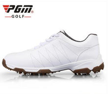 Load image into Gallery viewer, PGM summer new golf shoes ladies waterproof sneakers nails golf shoes
