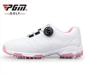 PGM summer new golf shoes ladies waterproof sneakers nails golf shoes