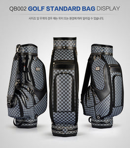 Golf bag standard package PU ball package English style PGM