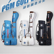 Load image into Gallery viewer, CRESTGOLF 3 In 1 Women Golf Set Printing Golf Bags--Golf Standard/ Gun/ Clothing Shoes Bag
